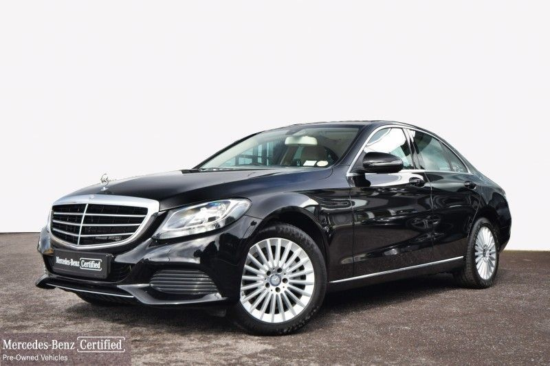 Mercedes-Benz C-Class C200D EXCLUSIVE AUTO