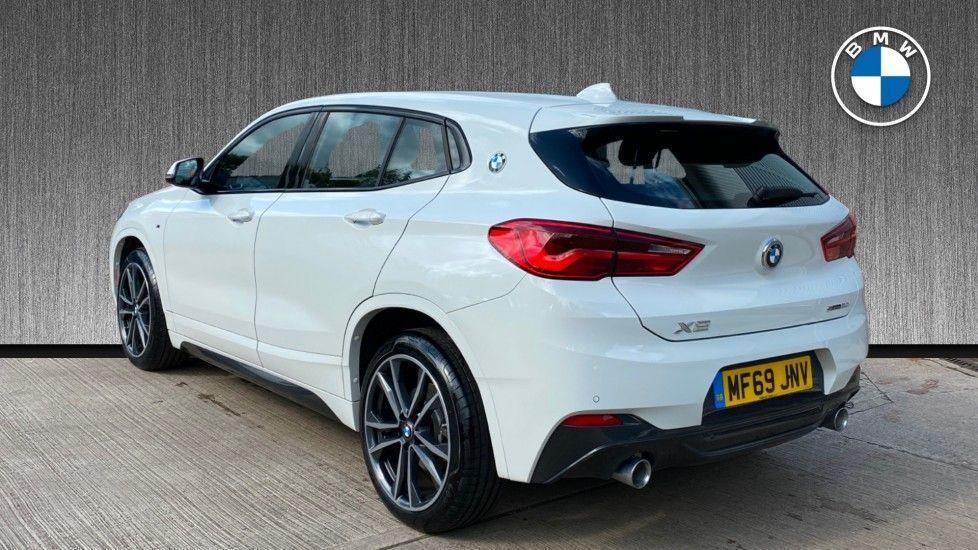 Image 2 - BMW sDrive20i M Sport (MF69JNV)