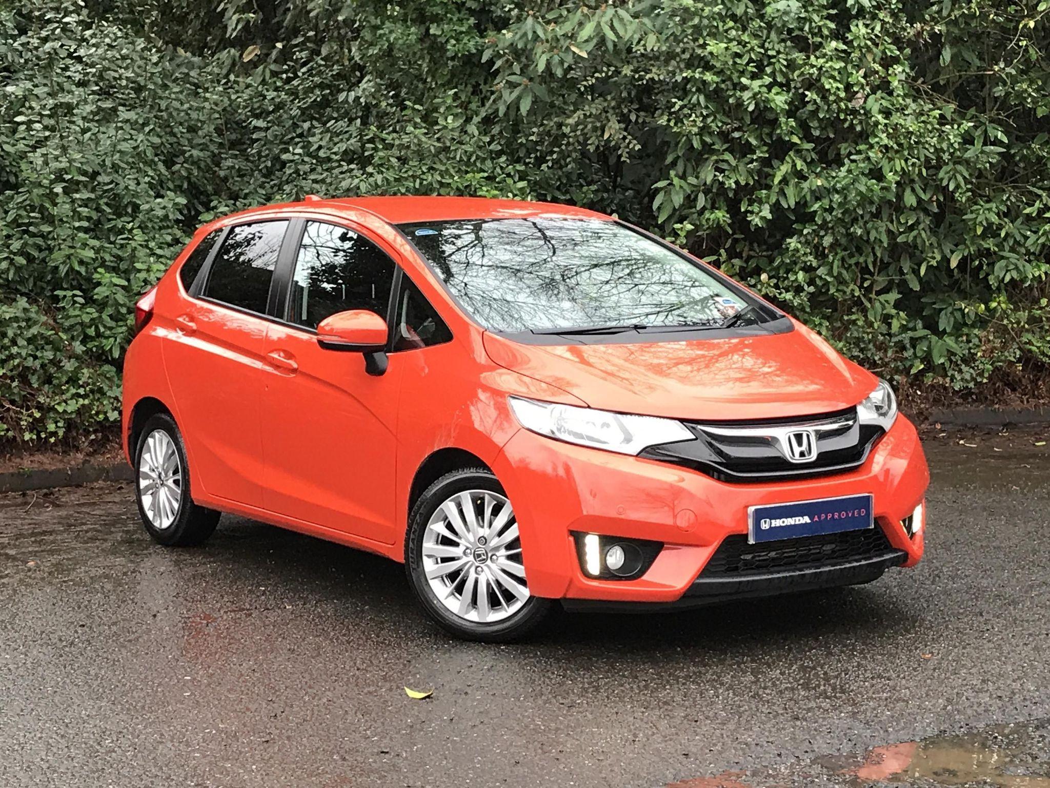 Honda Jazz 1.3 i-VTEC EX (s/s) 5dr