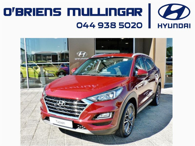 Hyundai Tucson EXECUTIVE PLUS 5DR