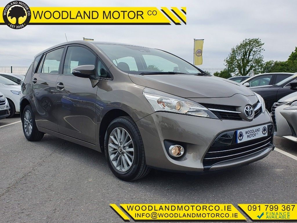 Toyota Verso 7 SEATER ICON / HIGH SPEC / TAX €390