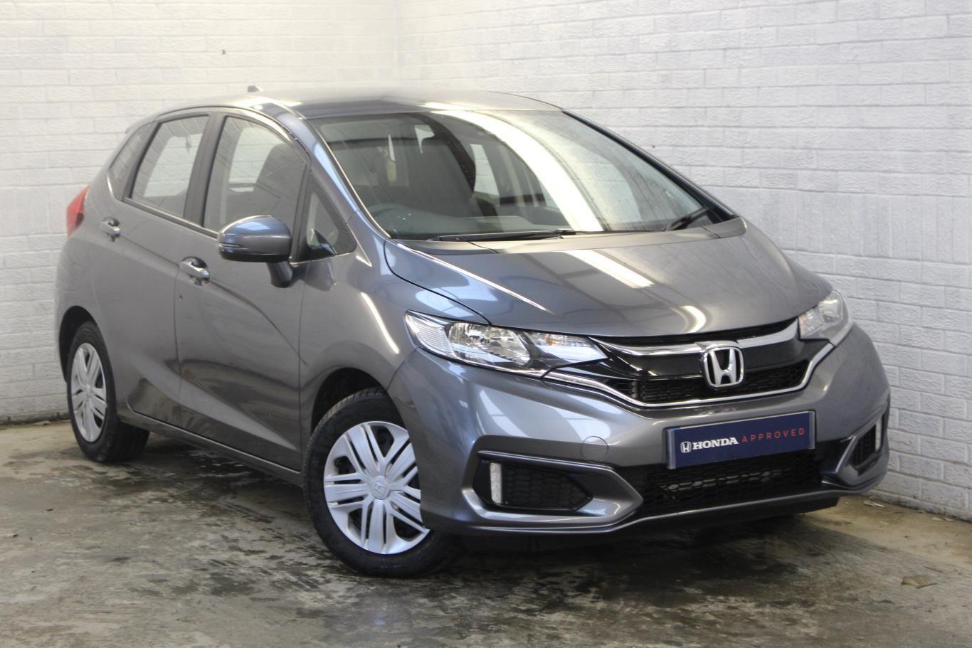 Honda Jazz 1.3 I-VTEC S