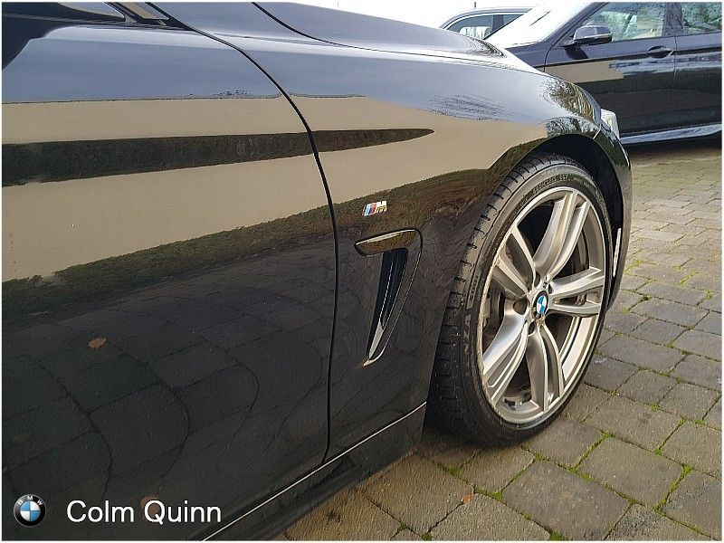 Used BMW 4 Series 420d M Sport Coupe (2014 (141))
