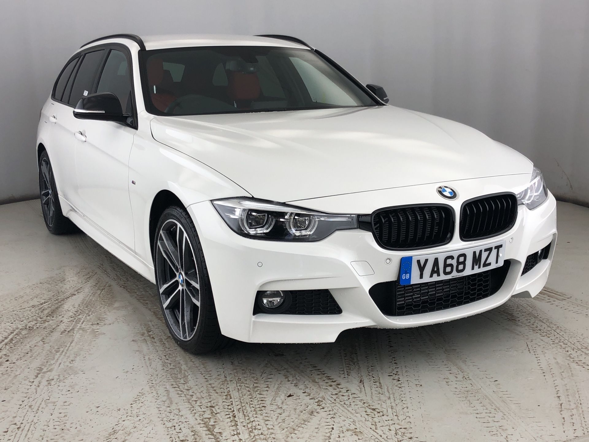 Image 1 - BMW 320d xDrive MSport ShadowEdition Touring (YA68MZT)