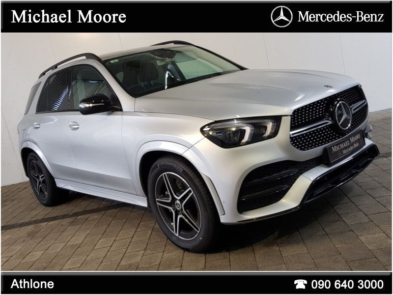 Mercedes-Benz GLE-Class GLE300d AMG 4MATIC AUTO *NIGHT PACK*