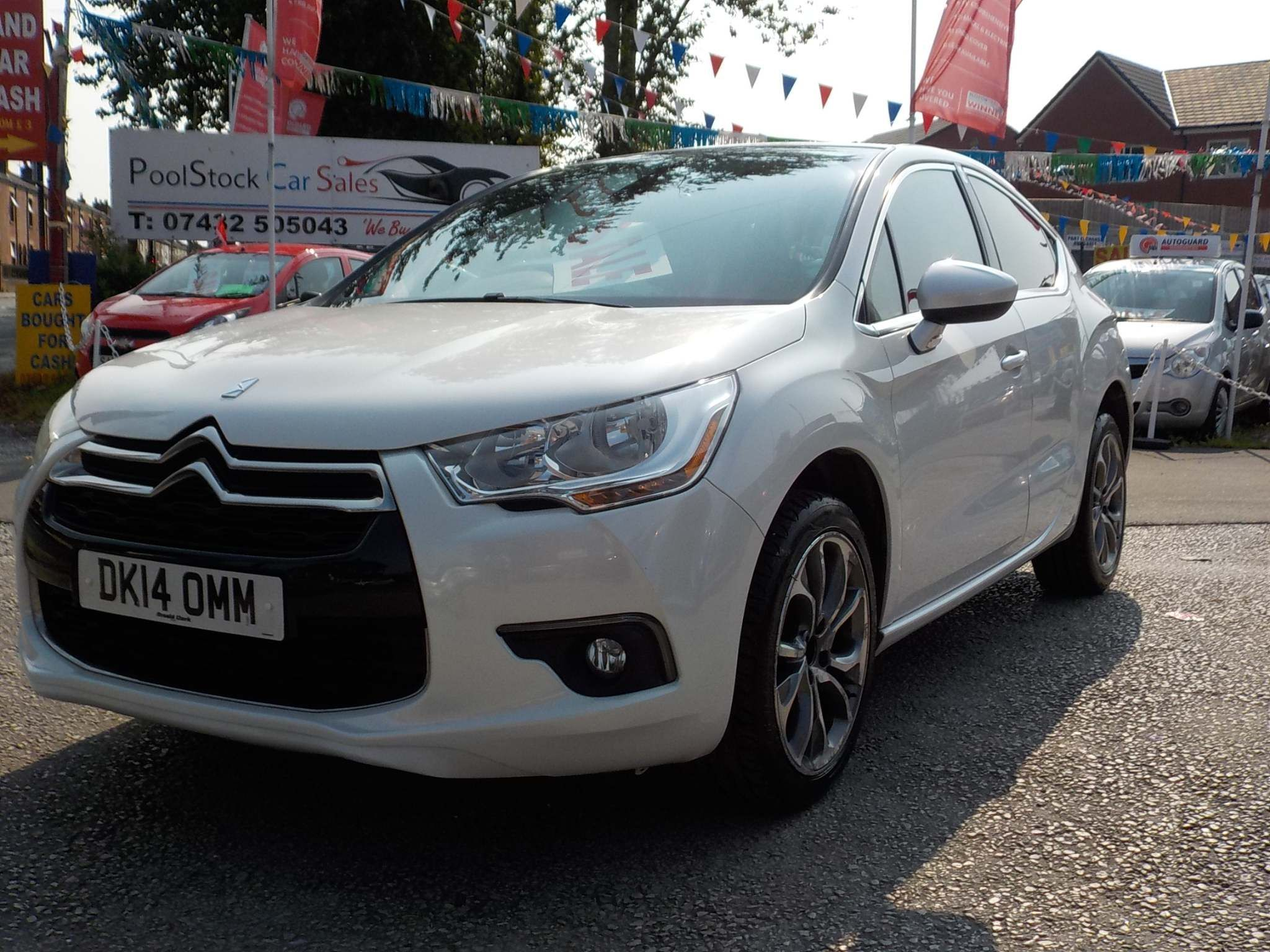 Citroen DS4 1.6 e-HDi Airdream DStyle 5dr