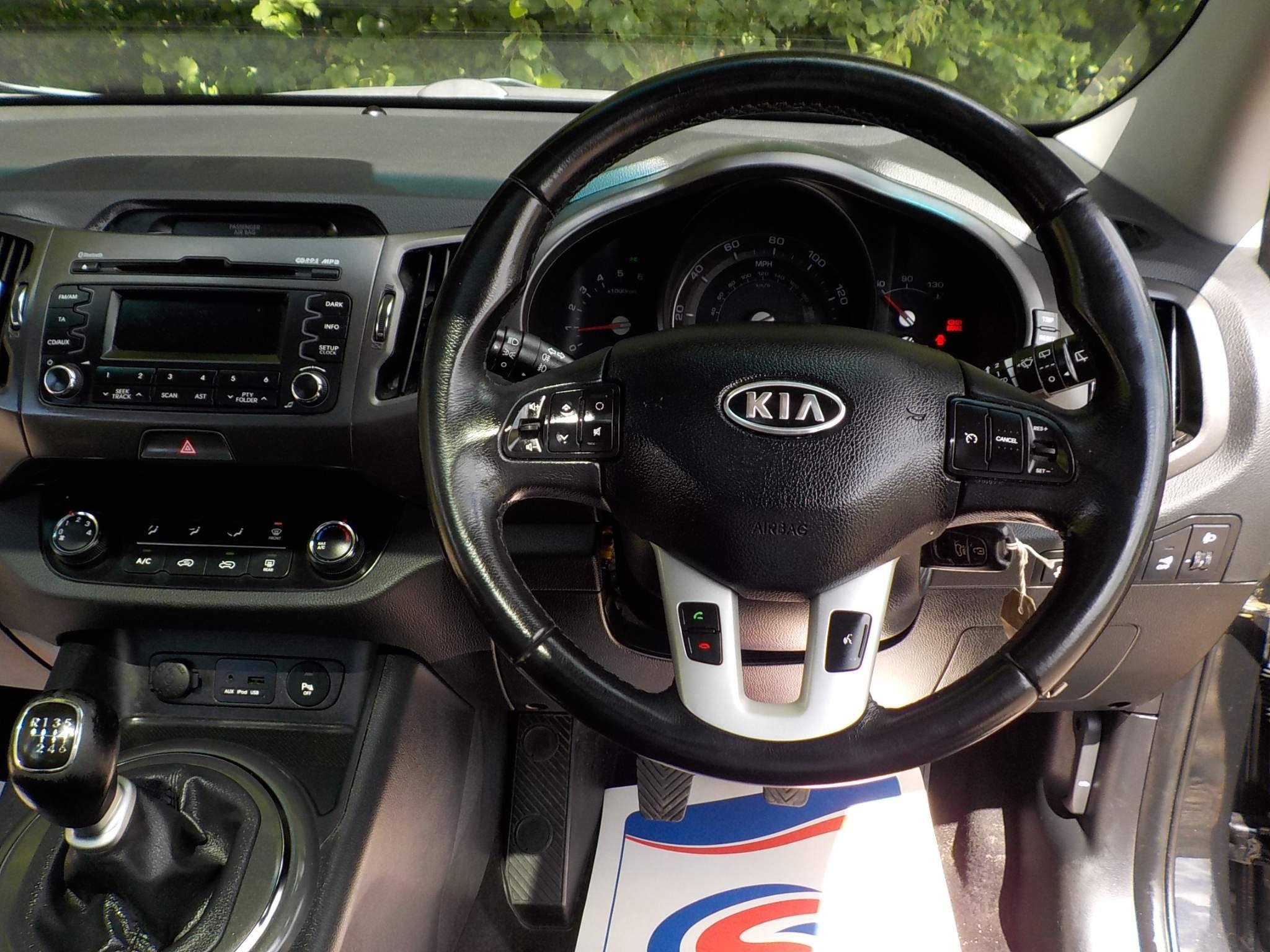 Kia Sportage 1.7 CRDi 2 2WD 5dr