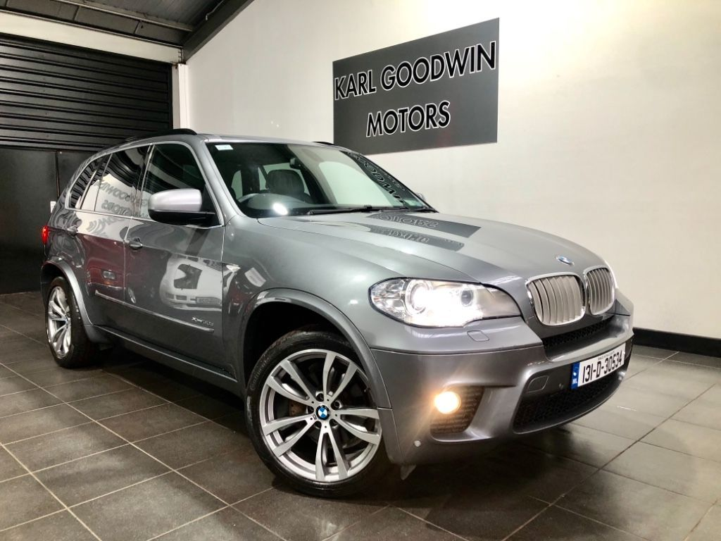 BMW X5 X5 3.0 D XDRIVE M SPORT 7 SEATS LOW MILES