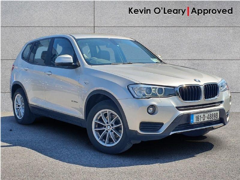 BMW X3 F25 SE S-DRIVE 2.0D 5DR