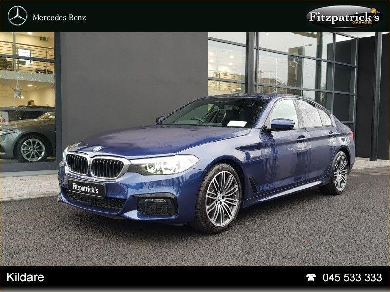 BMW 5 Series 520 M Sport 520d 190bhp