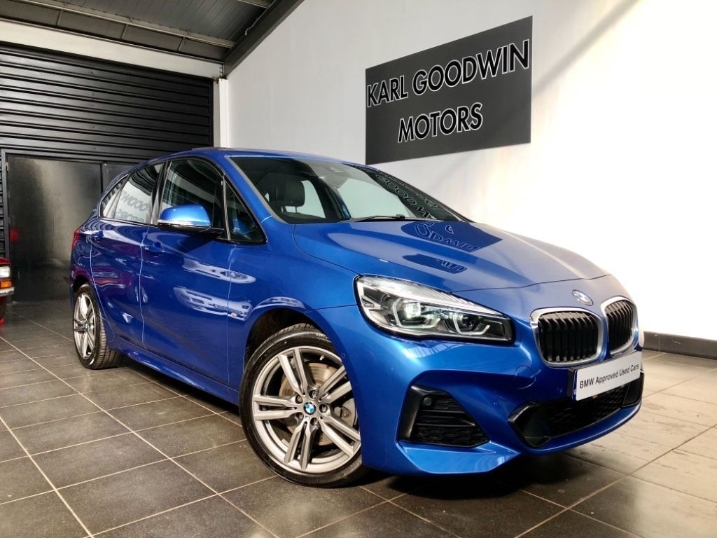 BMW 2 Series 225 X E- Hybrid 4x4 M-SPORT HIGH SPEC