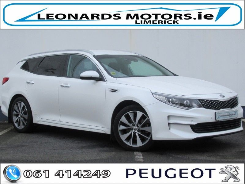 Kia Optima EX SPORTSWAGON 5DR ****HIGH SPEC
