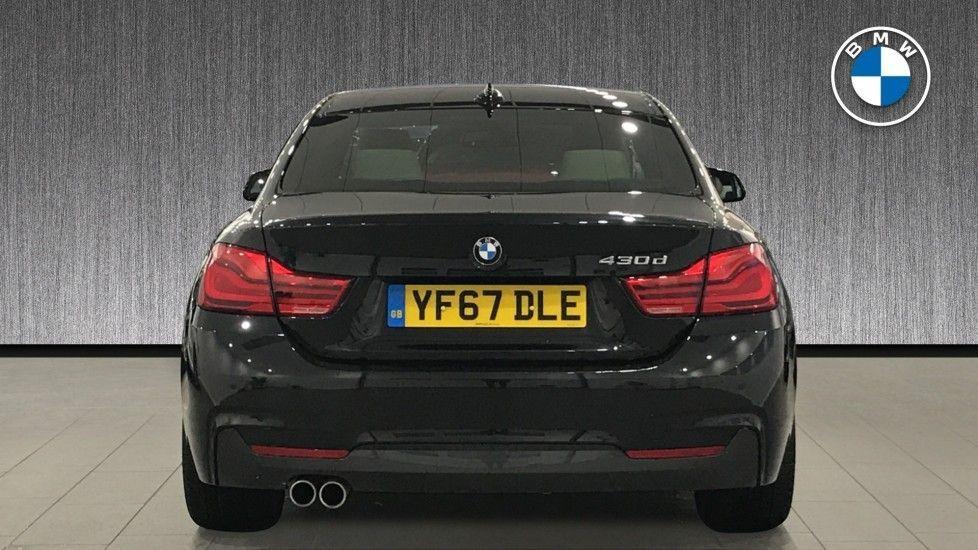 Image 15 - BMW 430d M Sport Coupe (YF67DLE)