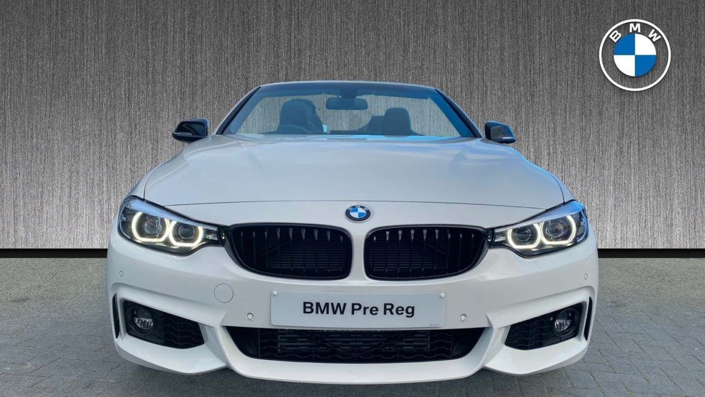 Image 4 - BMW 435d xDrive M Sport Convertible (CX20VWF)