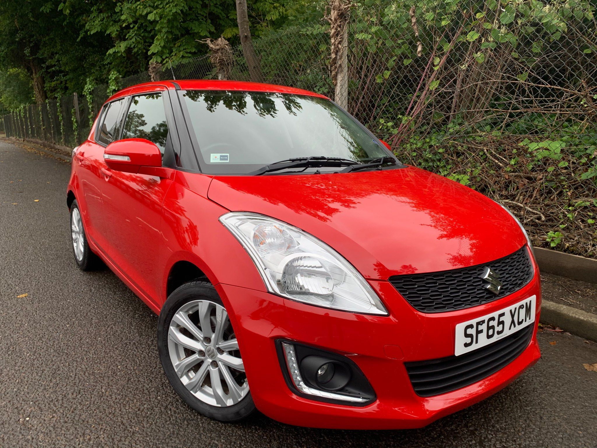 Suzuki Swift 1.2 SZ4 AT 5dr (+Nav)