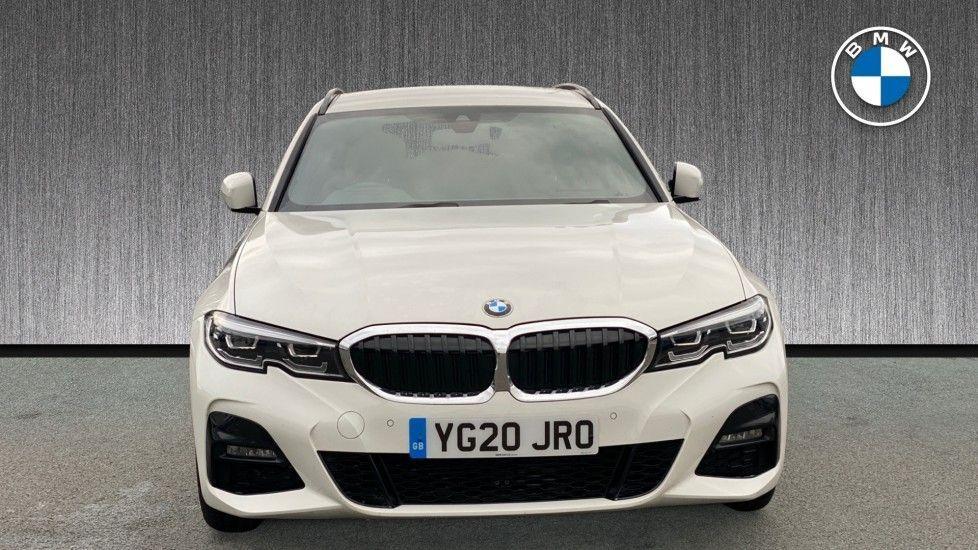 Image 16 - BMW 320i M Sport Touring (YG20JRO)