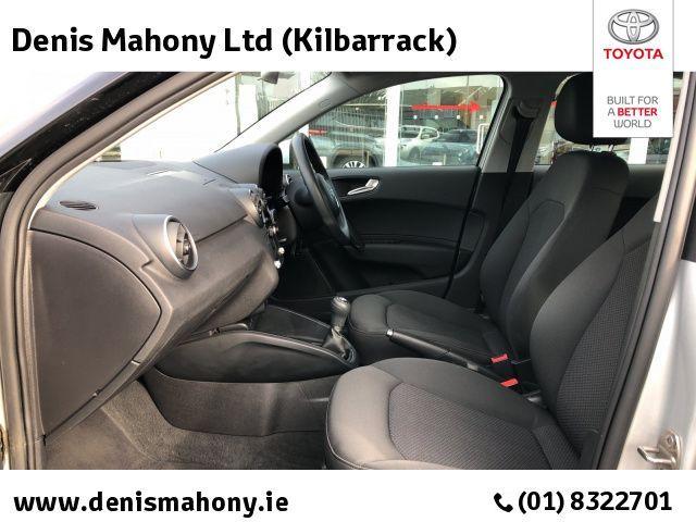 Used Audi A1 1.2 TFSI 4DR SPORTBACK @ DENIS MAHONY KILBARRACK (2013 (131))