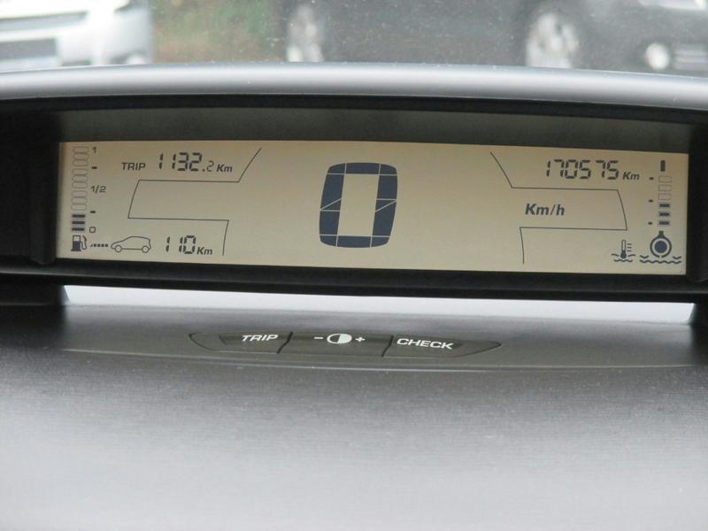 Used Citroen C4 1.4 I SX 5DR (2007)