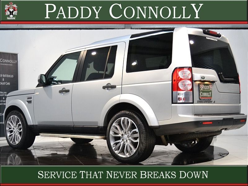 Used Land Rover Discovery *5 Seat N1 Bus.Class* V6 (2013 (131))