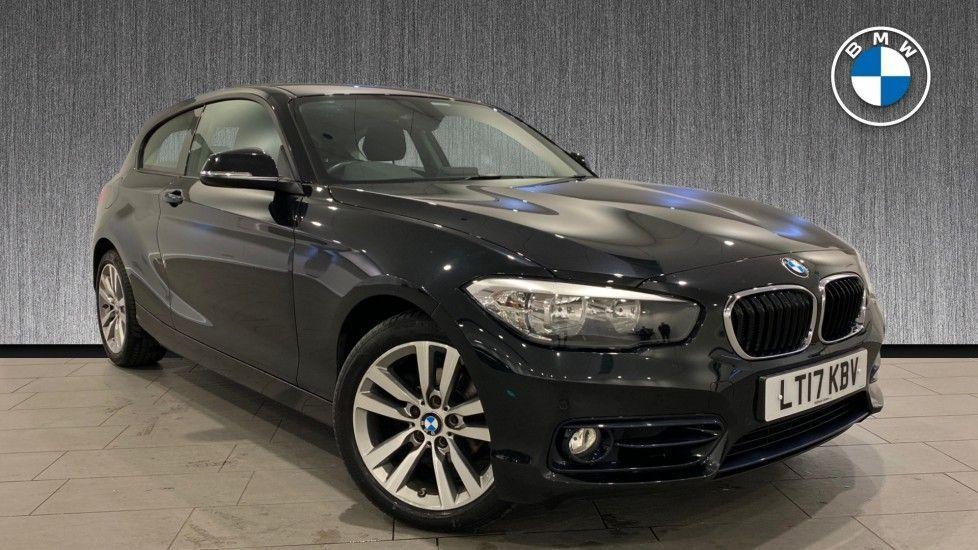 Image 1 - BMW 118i Sport 3-Door (LT17KBV)