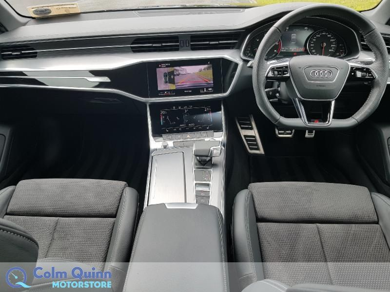 Used Audi A6 2.0TDI 204HP S-T S LINE Auto (2019 (191))