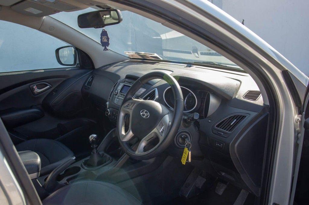 Used Hyundai ix35 1.7 EXECUTIVE 4DR (2013 (131))