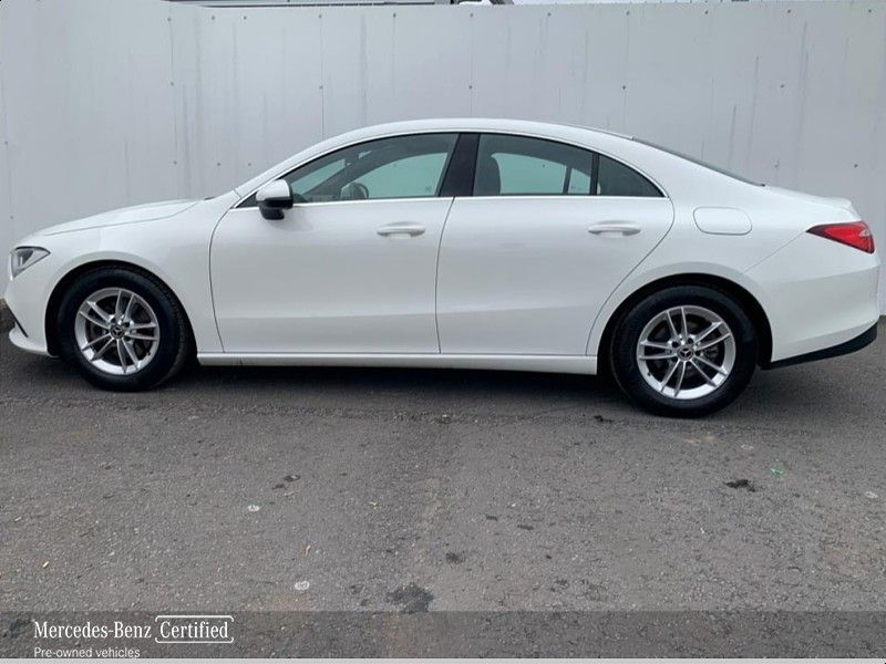 Used Mercedes-Benz CLA-Class **€456 PM** CLA180 Coupe 4DR (2019 (192))