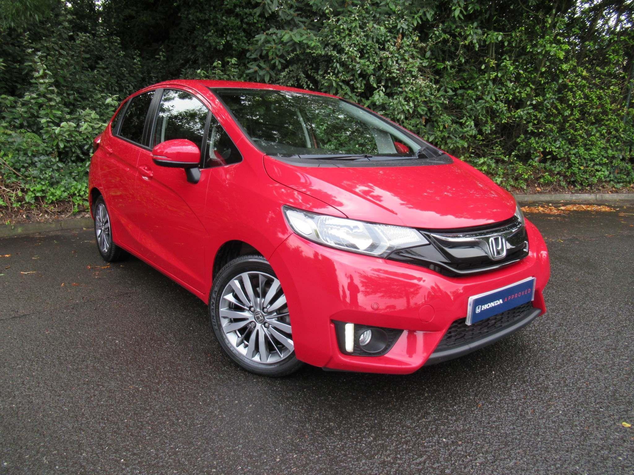 Honda Jazz 1.3 i-VTEC EX CVT (s/s) 5dr