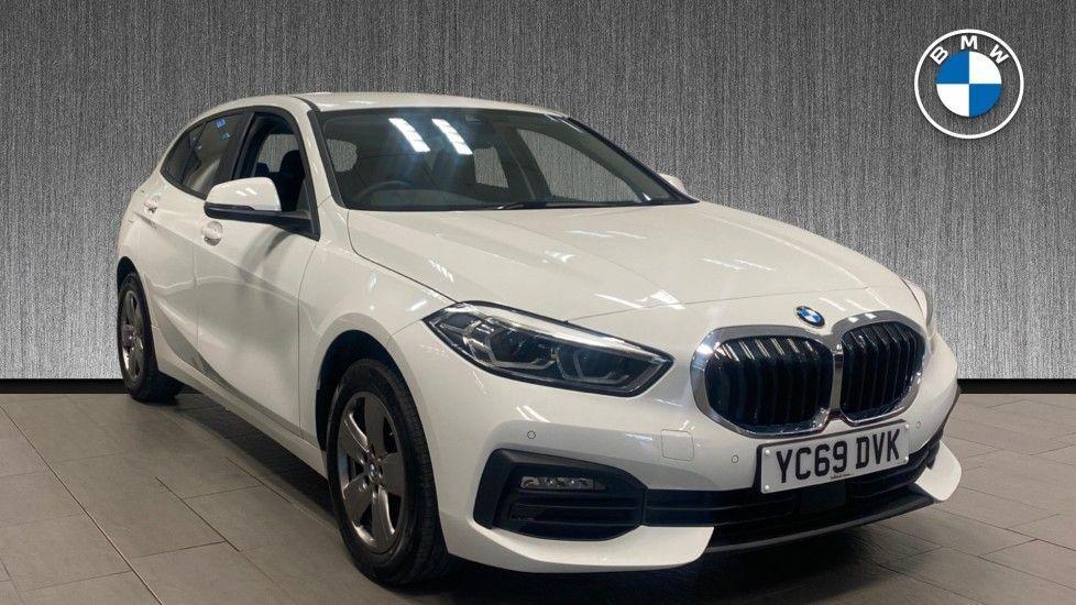 Image 1 - BMW 116d SE (YC69DVK)