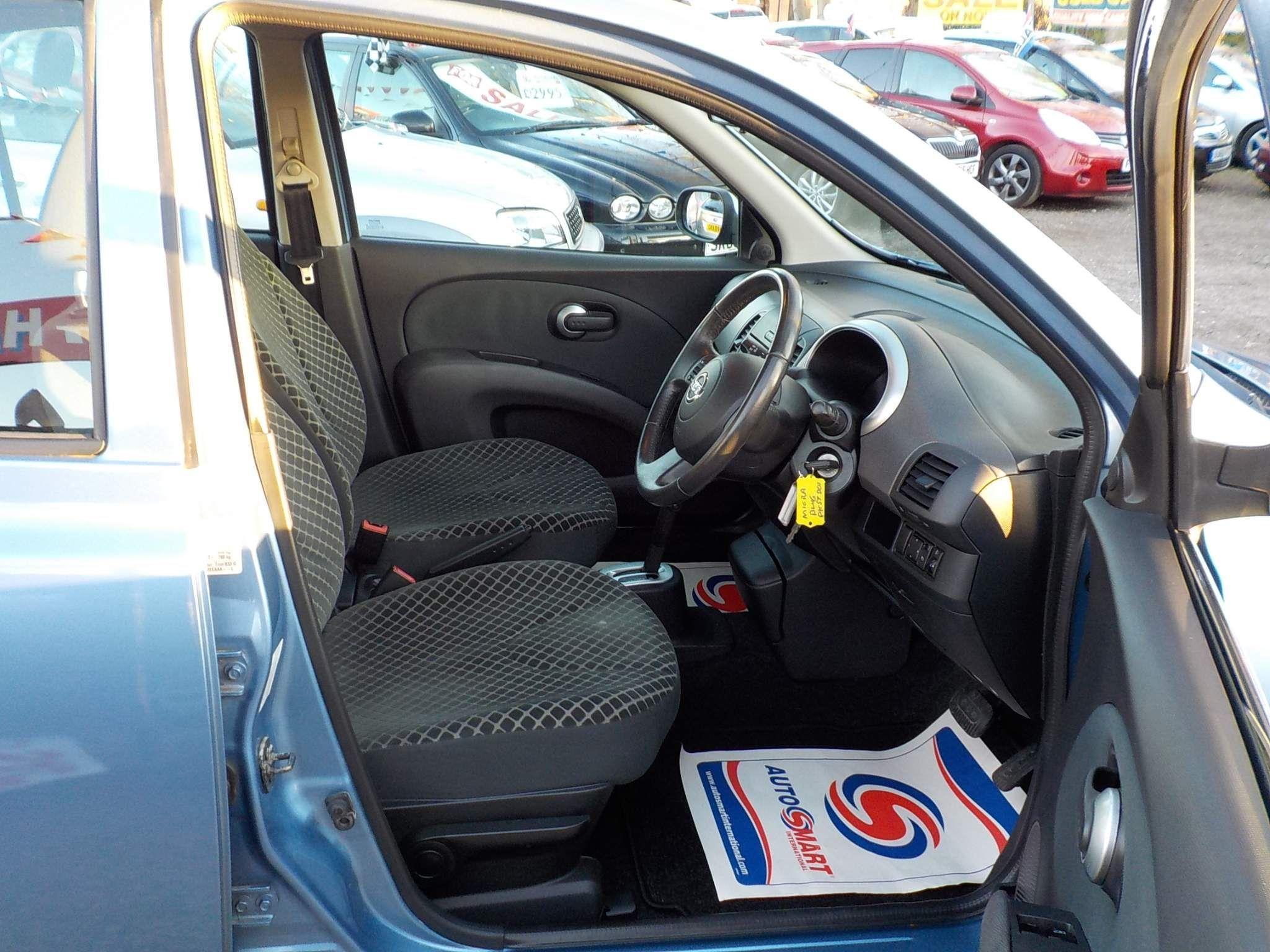 Nissan Micra 1.2 16v Spirita 5dr