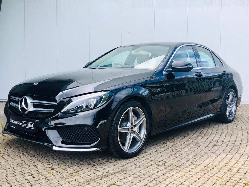 Used Mercedes-Benz C-Class 180 4DR AUTO (2018 (182))