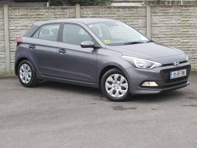 Hyundai i20 CLASSIC 1.2 PETROL 38,000 KMS WITH UNLIMITED MILEAGE WARRANTY UNTIL 2022 ANY TRADE IN WELCOME