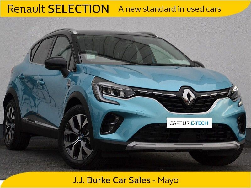 Renault Captur E-TECH S-Edition PHEV 160bhp Auto *Order Your 211 Today*