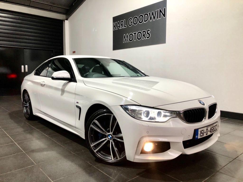 BMW 4 Series 420 D F32 M SPORT 2DR AUTO