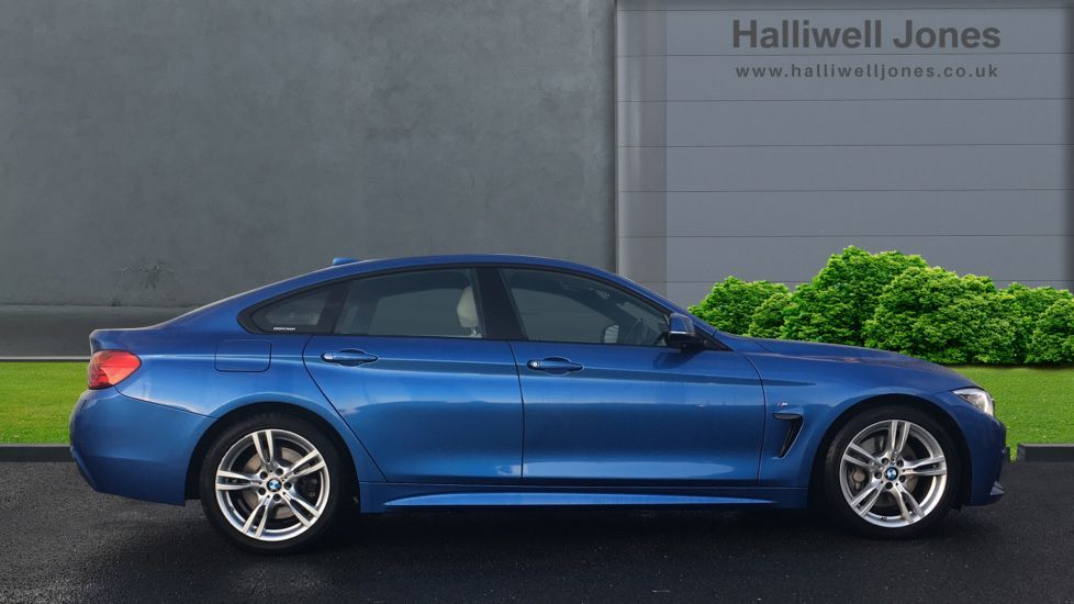 Image 3 - BMW 440i M Sport Gran Coupe (MM66AON)