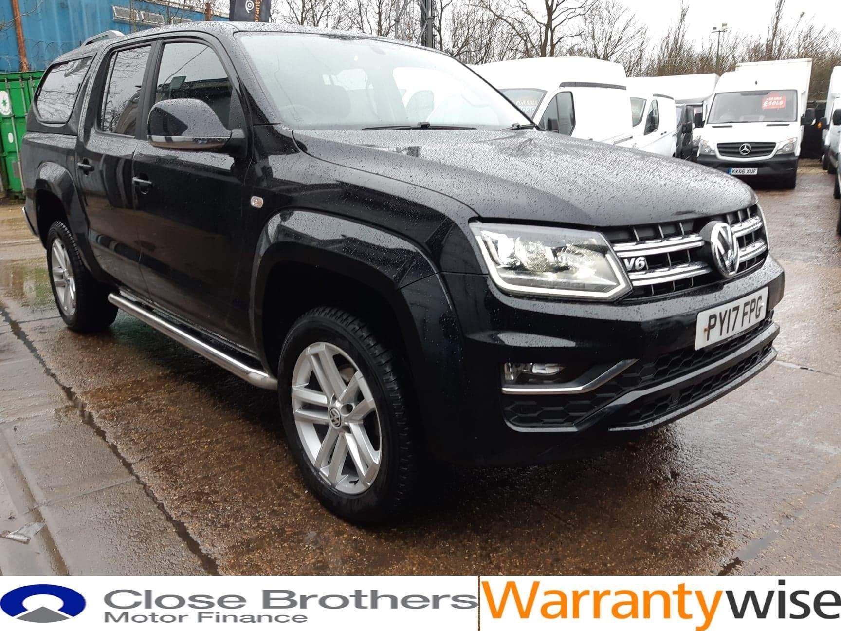 Volkswagen Amarok 3.0 TDI V6 BlueMotion Tech Highline Double Cab Pickup Auto 4Motion (s/s) 4dr