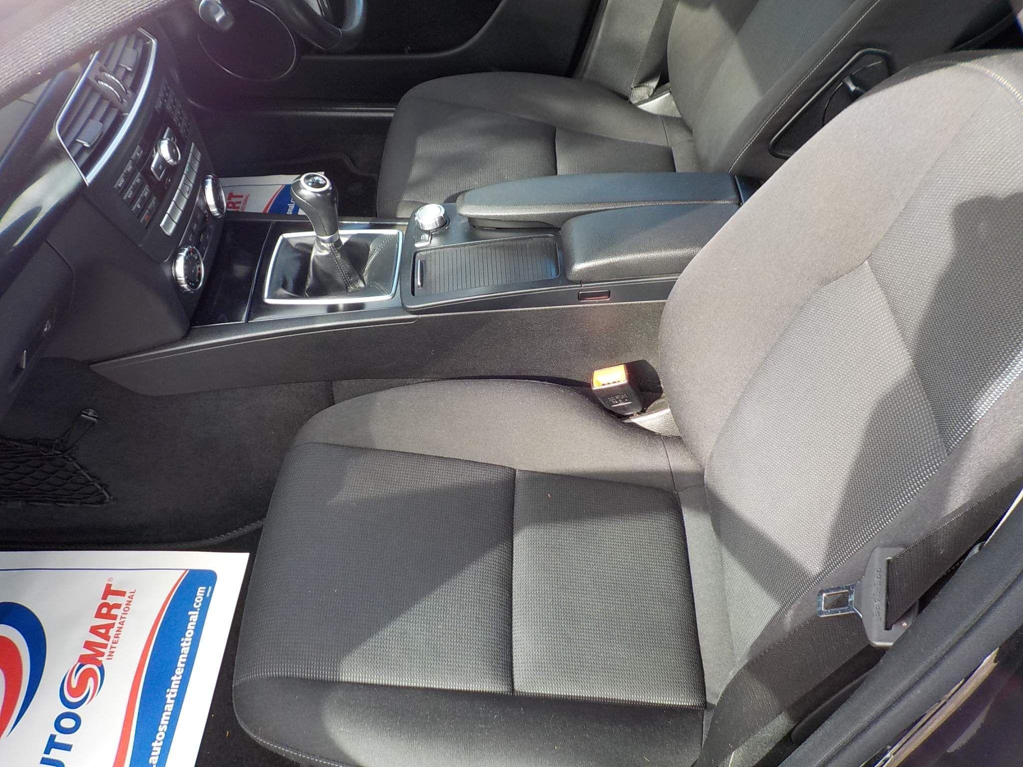 Mercedes-Benz C Class 2.1 C220 CDI BlueEFFICIENCY SE 4dr