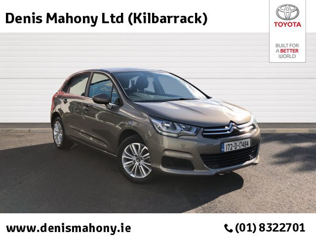 Citroen C4 BLUEHDI 100 FEEL @ DENIS MAHONY KILBARRACK