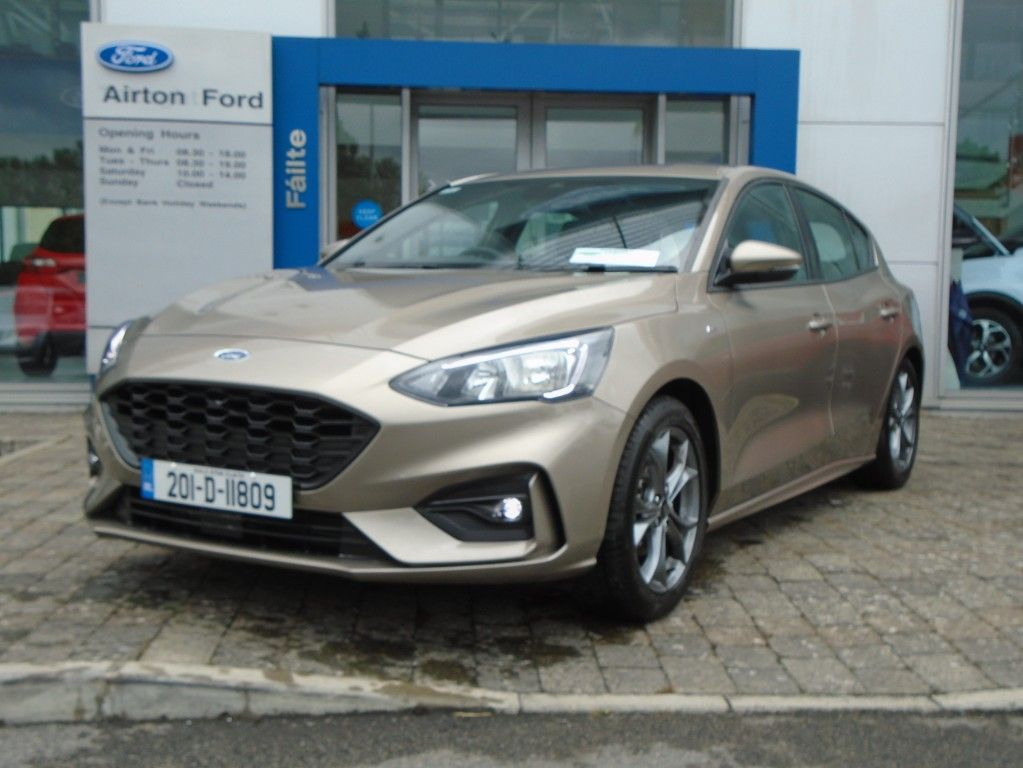 Ford Focus ST-LINE 1.0 ECOBOOST 125PS 5DR *ASK ABOUT SCRAPPAGE*