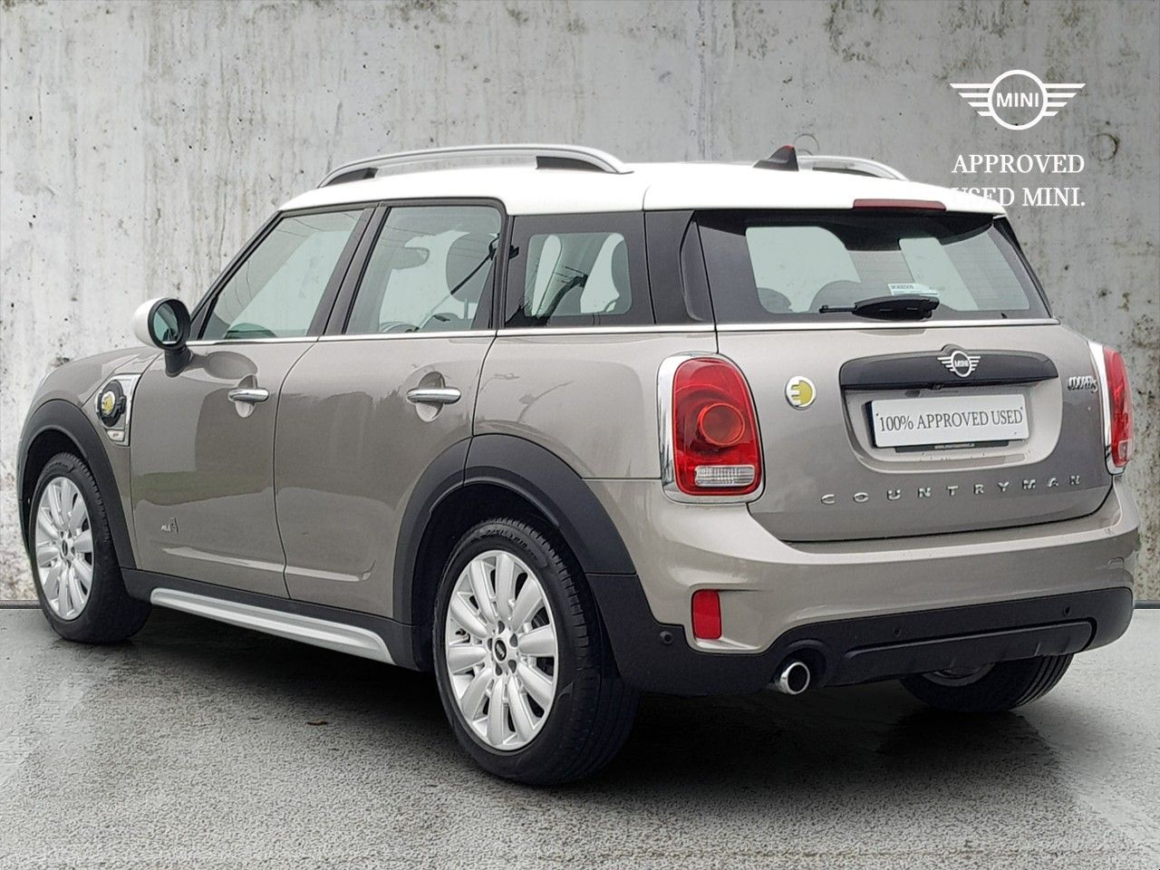 Used MINI Countryman F60 MINI Cooper S E ALL4 PHEV Countryman (2019 (192))