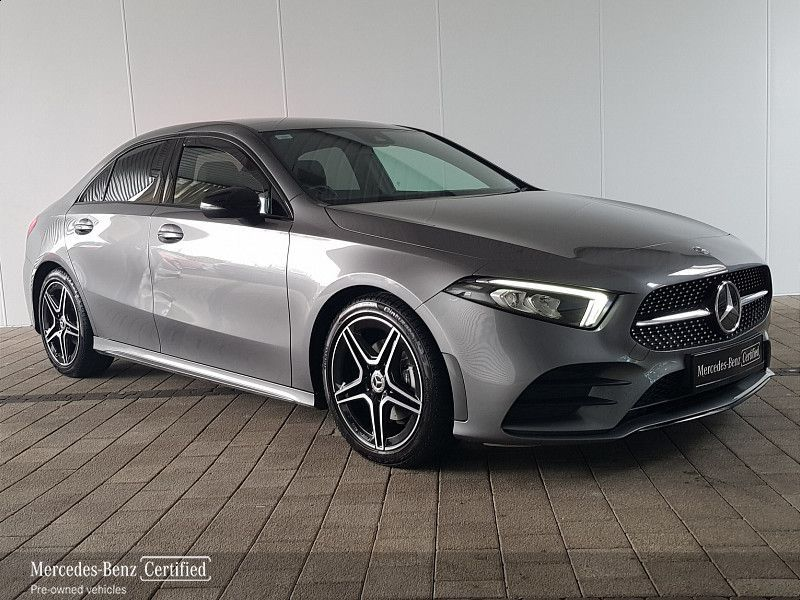 Mercedes-Benz A-Class A180d SALOON AMG AUTO **(NIGHT PACK,PANORAMIC SUNROOF)**