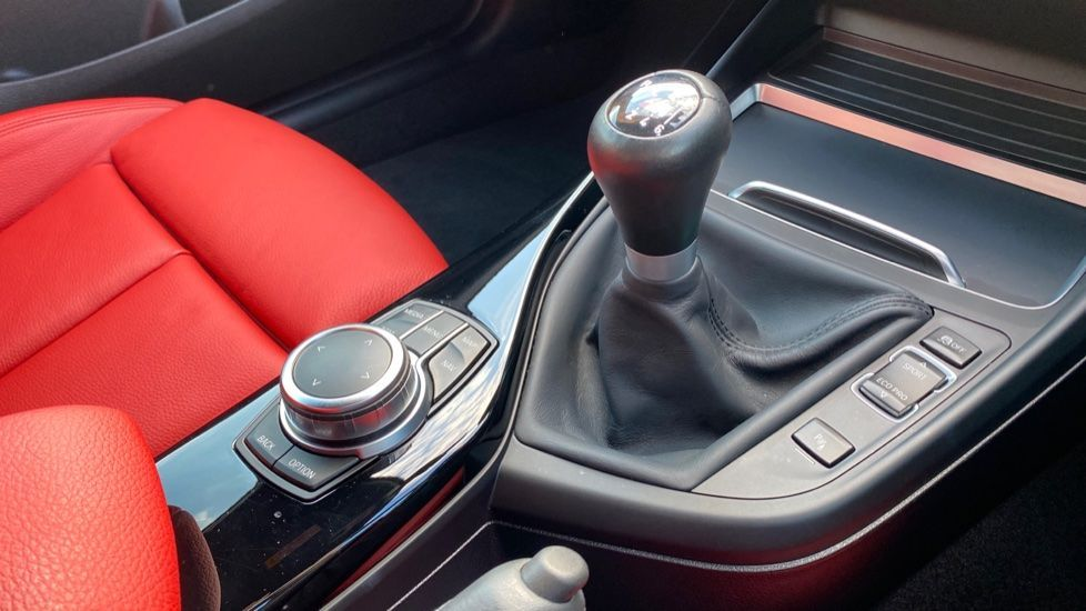 Image 10 - BMW 218d M Sport Coupe (YB69BXR)