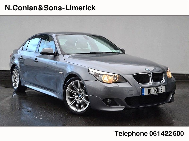 BMW 5 Series 520 M SPORT B/ED ZSBO 4DR
