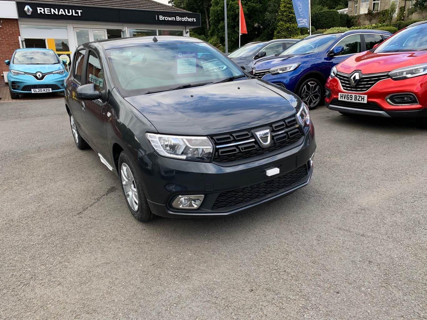 Dacia Sandero 0.9 TCe Comfort 5dr 1(2018)