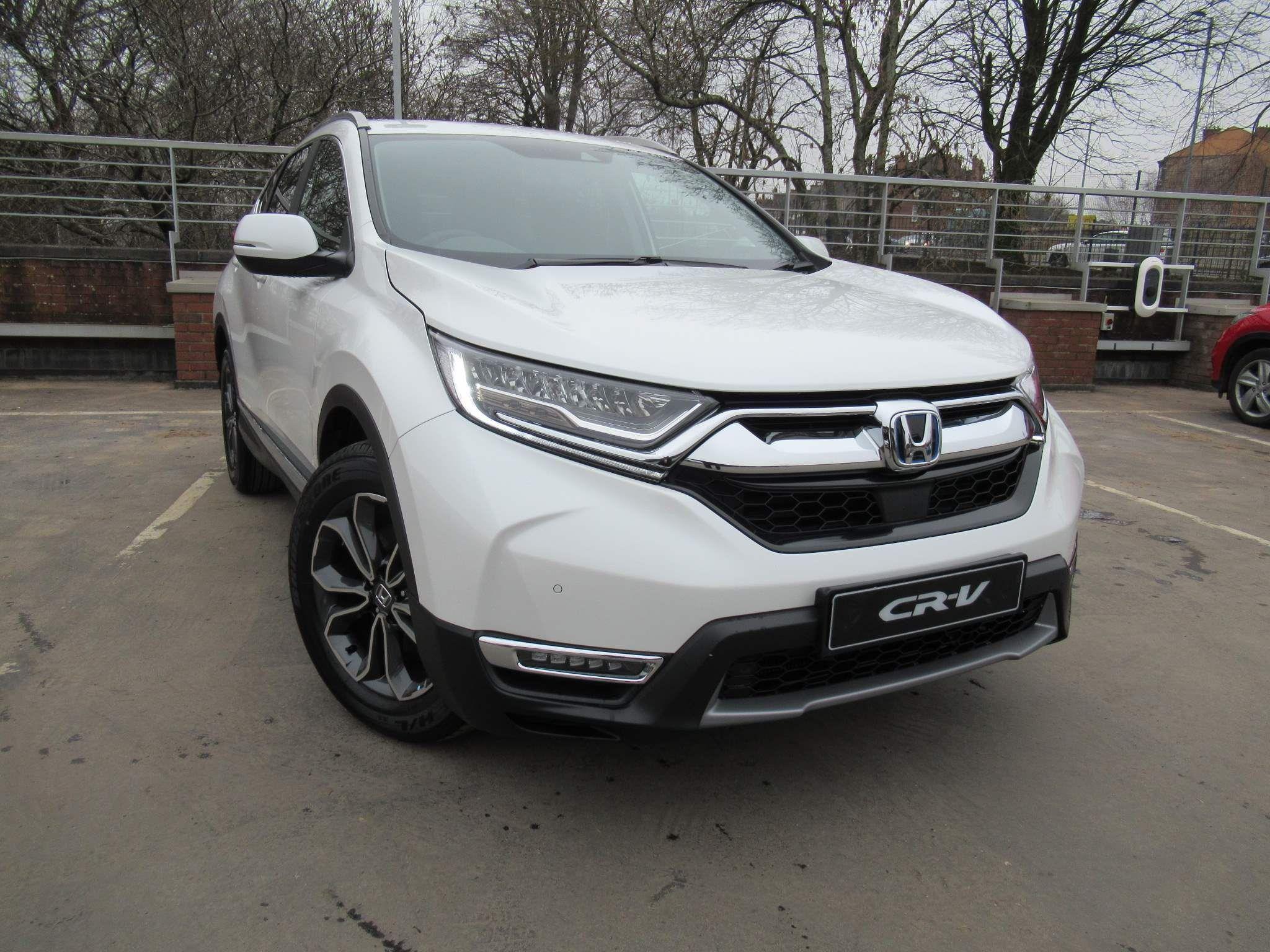 Honda CR-V 2.0 h i-MMD SR eCVT (s/s) 5dr