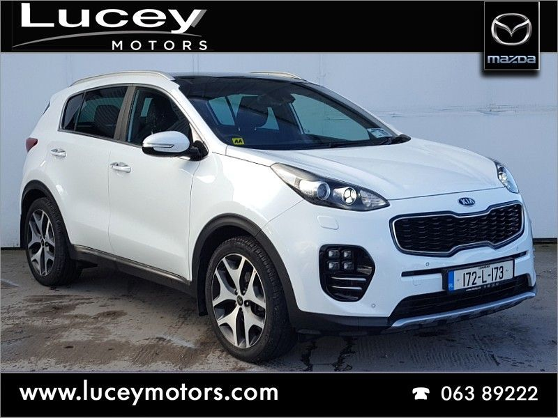 Kia Sportage 1.7 DSL GT LINE **FULL LEATHER**