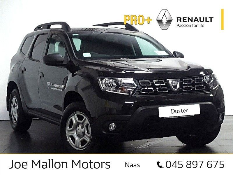Dacia Duster ALL NEW DUSTER COMMERCIAL