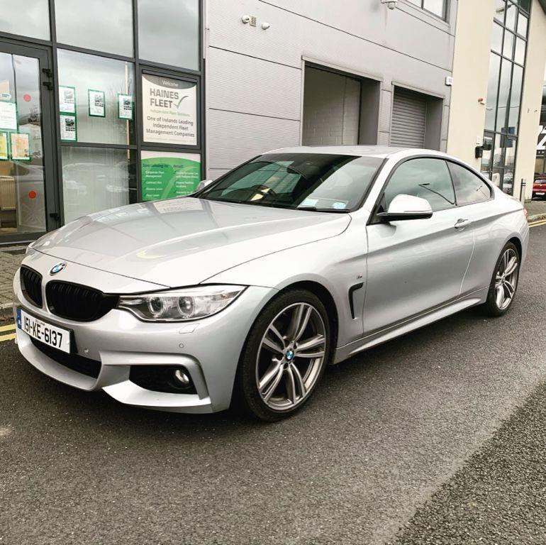BMW 4 Series 2.0 M Sport Coupe Petrol Manual RWD (184bhp)