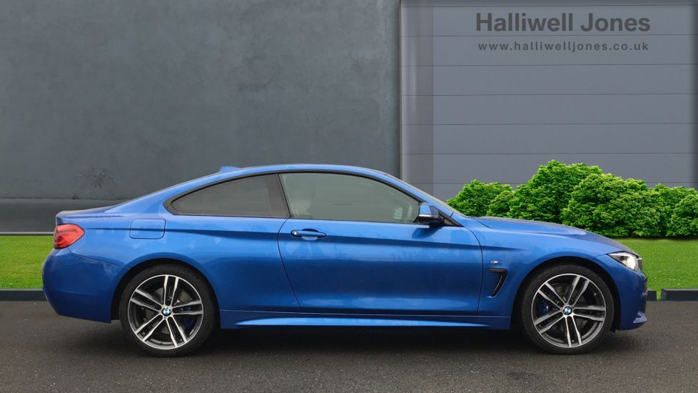 Image 3 - BMW 420d xDrive M Sport Coupe (MA68ORT)