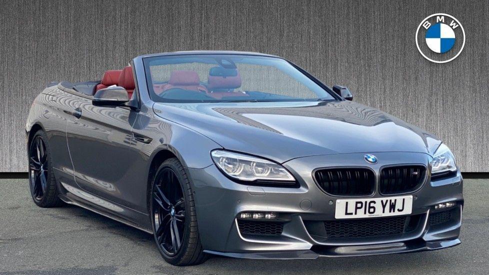 Image 1 - BMW 640i M Sport Convertible (LP16YWJ)
